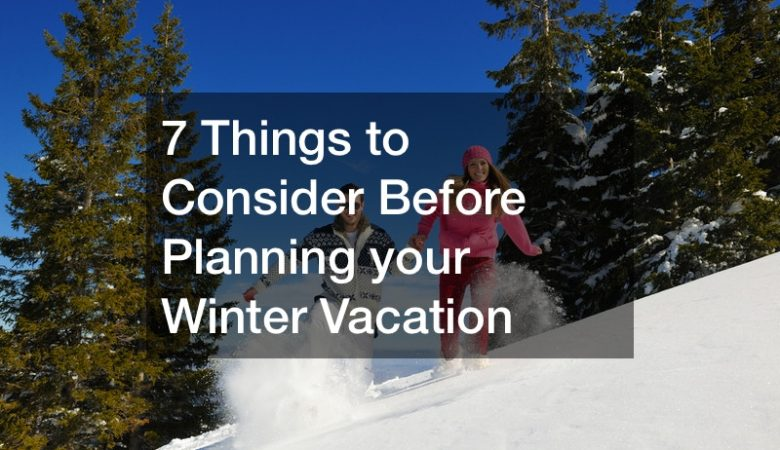 my plan for winter vacation