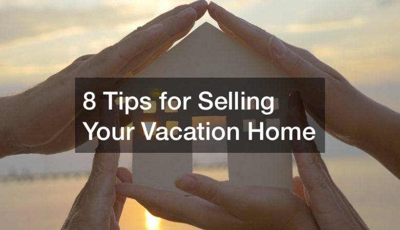 selling a vacation rental home